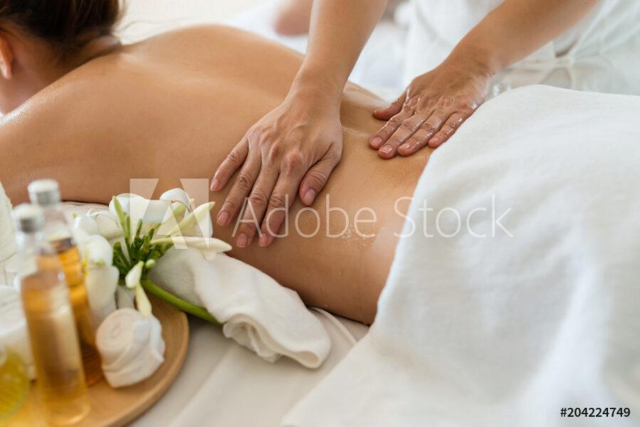 Elemente & Aroma Massagen