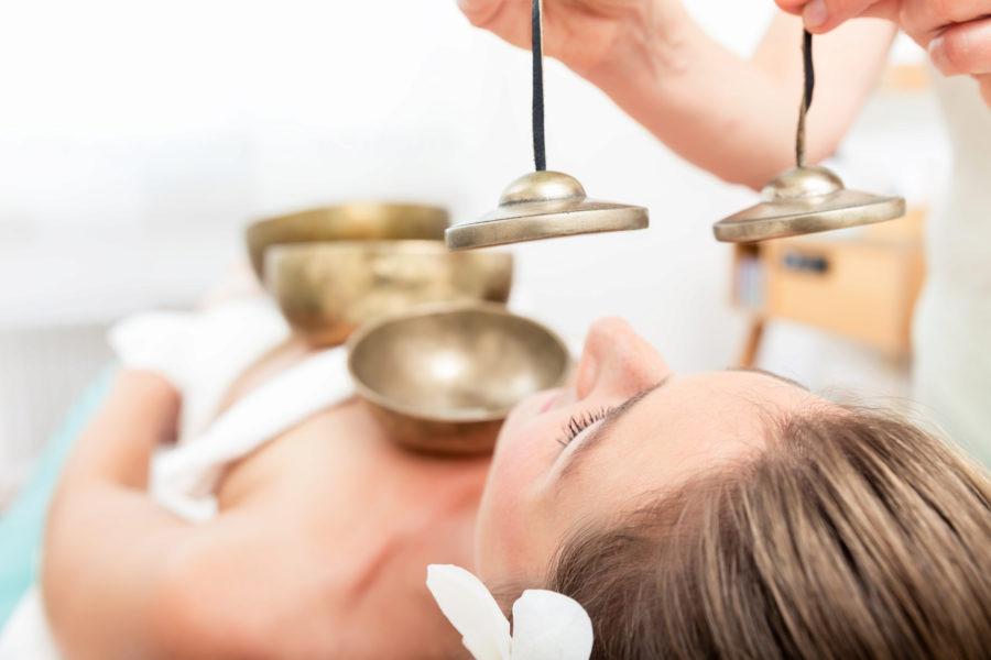 Klang Massage